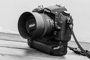 My second DLSR - Nikon D7000 by Markuslajer