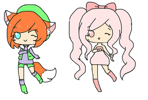 Trap boys Adopts~closed by Chibii-chii