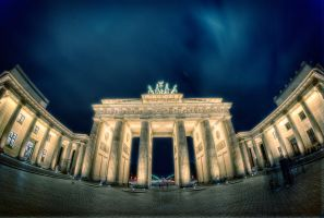 Brandenburger Tor by Matthias-Haker