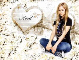 Love Avril by The-proffesional