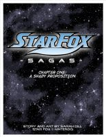 Star Fox Sagas: BT by naviechance