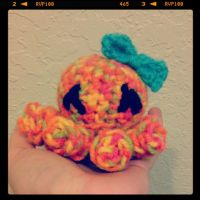 Sherbet Octopus by Chudames