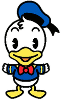 donald anime 1 png by florchu1