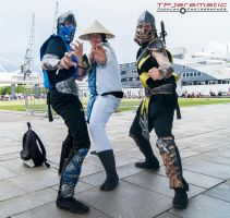 24th May MCM LON Mortal Kombat by TPJerematic