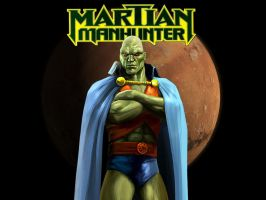 Martian Manhunter 2 by Superman8193