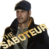 The Saboteur Dock Icon by Rich246