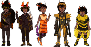+ [PRT 2] Fantroll Line Up + by SignIess
