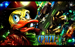 Duck Crazy by Onbush
