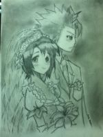 Marry Me,Marry You or The Wedding by nEpHiLimLoVeR