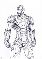 Iron Man :) by potato-spirit