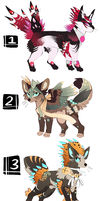 Kitty / Puppy AUCTION - OPEN by MapleSpyder