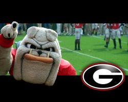 Georgia Bulldogs Football by briman4031
