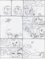 MLP FIM 'The forgotten element'  Chapter 2-4 by joelashimself
