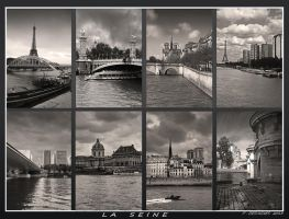 la Seine by bracketting94