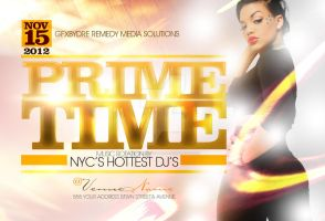 Prime Time by GFXbyDredesignz