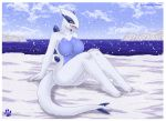 Pokemorph Lugia by shinn3