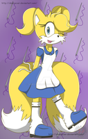 Taillena 'Melee' Strong .:Upgraded:. by shadyever