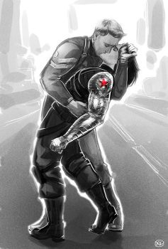Captain America: The Winter Soldier - The End by maXKennedy