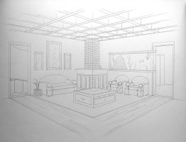 Two Point Perspective by Rhino0
