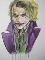 The Joker by xxpunkedprincessxx
