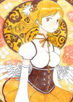:+_-Mami Tomoe-_+: by kittyitty