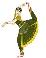 Indian Dance Forms 1: Bharata Natyam by Madhuchhanda