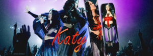 Katy Perry  Facebook Cover by annaemerald