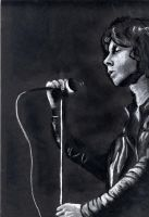 Jim Morrison by kata-rokkar