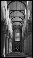Dunfermline Abbey Nave by SCM