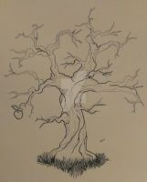 Small Simple Tree by dancomp