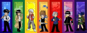 Reborn bookmarks by taintedsilence