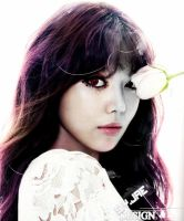 SNSD SOOYOUNG by ExoticGeneration21