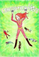 Gen. Hope - Dark Phoenix Saga by skyemonsta