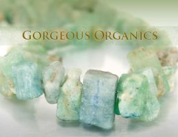 Gorgeous Organics by BeadsofCambay