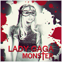 Lady GaGa - Monster Cover by GaGanthony