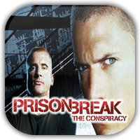 Prison Break Consp. Game icon by Wolfangraul