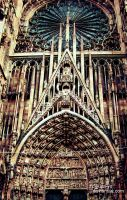 The Cathedral Notre-Dame II by yuya-yo