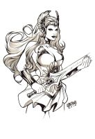 She-Ra by manulupac