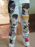 Anime Pants by Yamisgirl101
