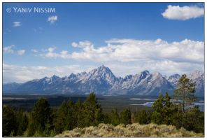 Wyoming Welcomes You by ynissim