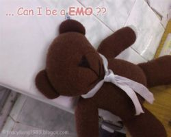 Can I be EMO by tracyliang1989