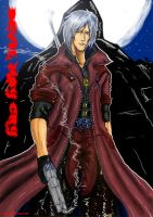 El Bastardo de Sparda by JFRteam