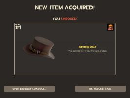 Unboxing A Hat by SoldierIsNotAmused