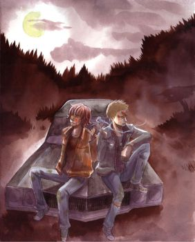 Carry On My Wayward Son by Resosphere