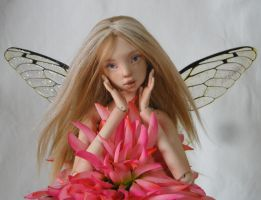 Tinkerbell is completed! by MarynaS