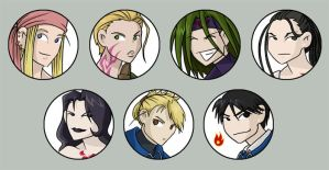 FMA chibification continues by AliWildgoose