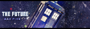 Doctor Who - TARDIS sig by KingS1ngh