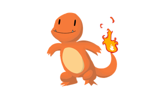 Charmander for Colinate by nuvamax