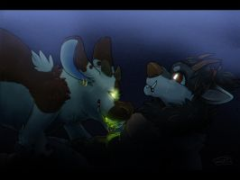 Night Licks by HeavenlyCondemned