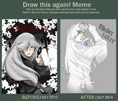 Undertaker: Before + After by DeathNoteNiky04
